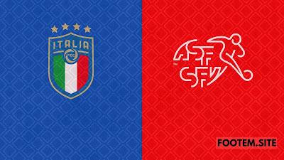 Switzerland VS ITALY