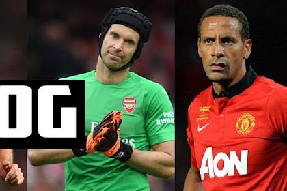5 Pemain Sepakbola Top Dunia Yang Memiliki Channel Youtube Vlogger