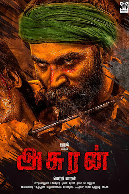 Asuran (2019) Dual Audio [Hindi – Tamil] UNCUT 720p HDRip ESub 750Mb HEVC x265
