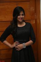 Anjali in Black Short Dress at Chitrangada Movie Success Meet 214.JPG
