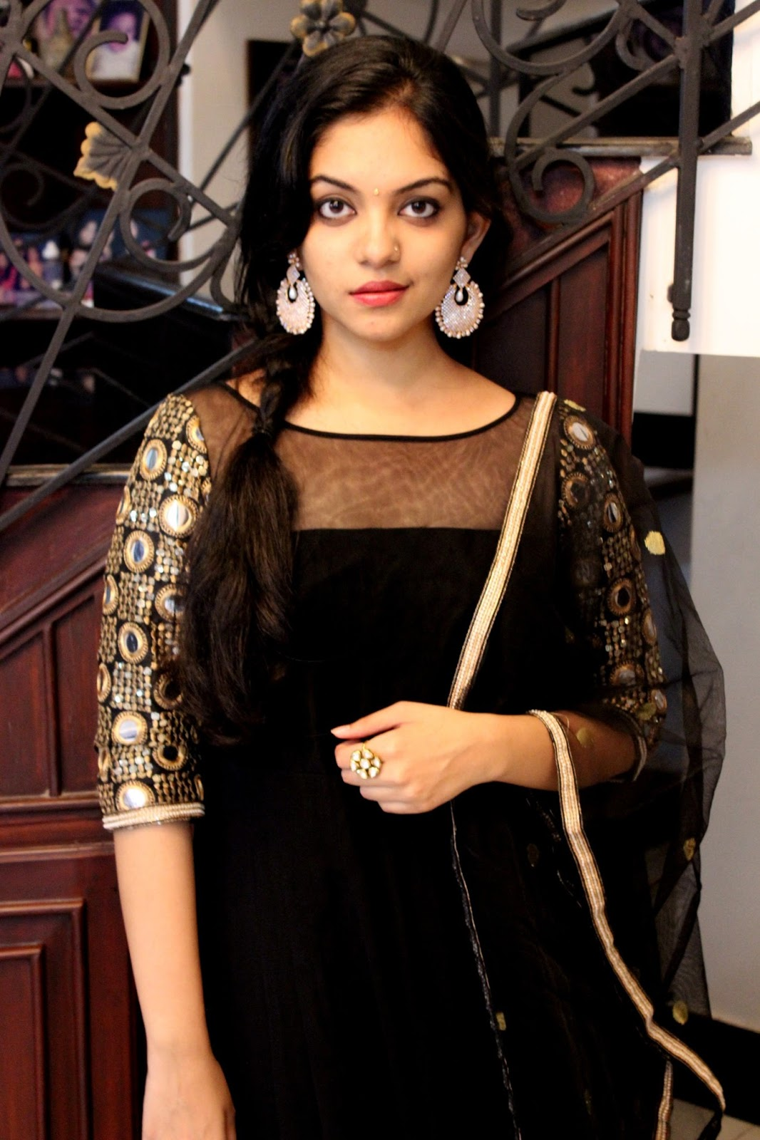 Tamil heroine ahaana krishna photos-HQ-Photo-2