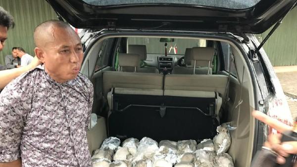 Polisi Sebut Napi China Cai Chanpan Sempat Sholat dalam Hutan