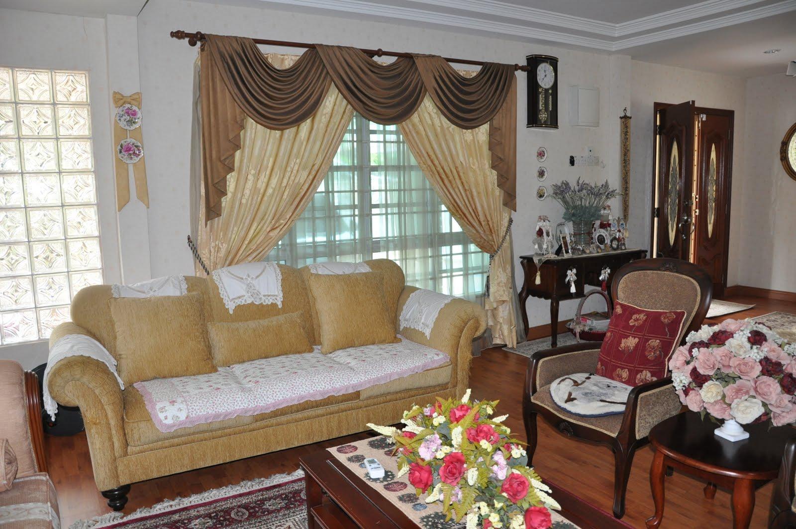 Pandangan Ruang Tamu Utama Menghala Ke Pintu Masuk Cantik Tak Rumah Ni Dah Beberapa Orang Cina Nak Beli Dengan Harga Lebih Rm1 Juta