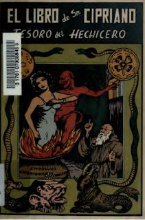 Descargar ebook pdf hechicería y brujería gratis Libro De San Cipriano