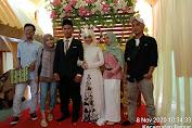Akhirnya Pasangan Tia Agustin (Tia) - Jubaedi (Ubed) Resmi Menjadi Suami Isteri
