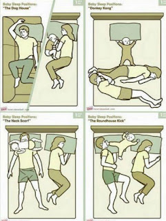 Tidur dengan bayi