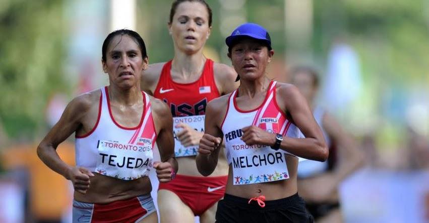INÉS MELCHOR: Fondista peruana se baña en oro y Gladys Tejeda gana plata en los Juegos Odesur - Cochabamba - Bolivia