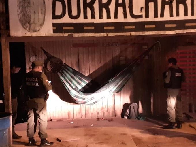 Homem é encontrado mortodentro de uma rede no município de Trairão