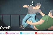 Duel Parang, Dua Warga Polewali Mandar Dilarikan ke RS