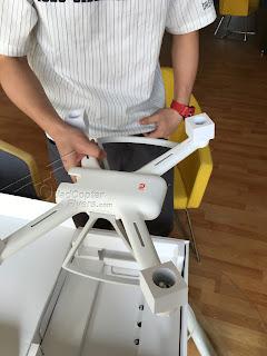 Xiaomi Mi Drone 1080P first Impression