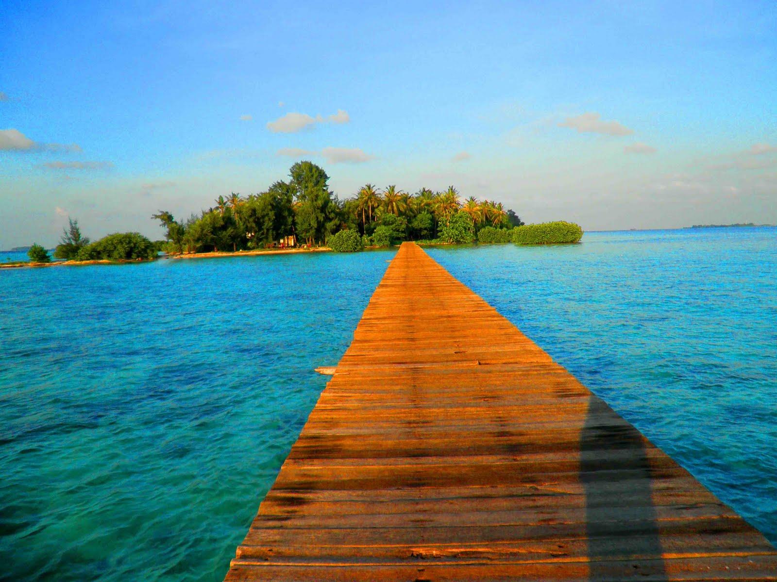 10 pesona indah wisata pulau tidung kepulauan seribu jakarta