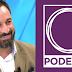 """Contundente respuesta de Podemos a Santiago Abascal : """"No cuela"""""""