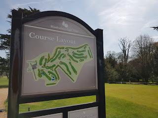Putting Green at Hintlesham Golf Club