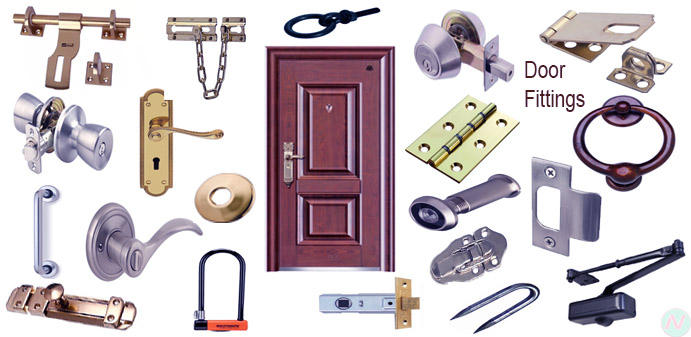 Door fittings names  sc 1 st  Necessary Vocabulary & Learn Door fittings Name with Picture | Necessary Vocabulary ...