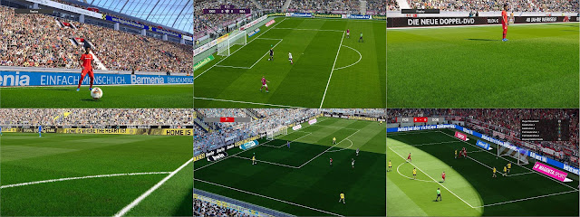 PES 2020 Evo Adboards For Sider by chosefs