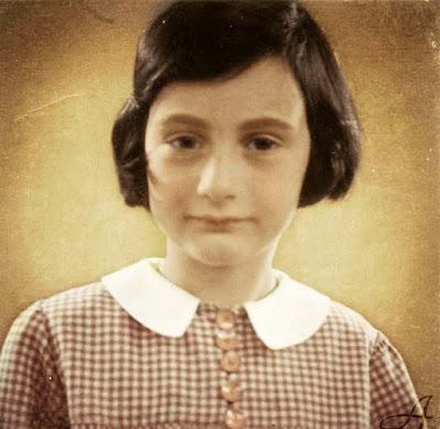 Inspírate con la filosofía de Ana Frank