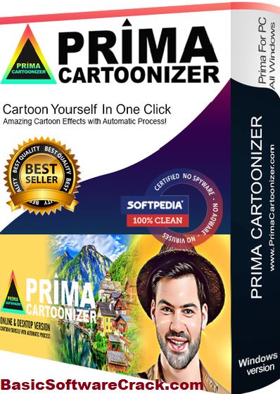 Prima Cartoonizer v4.0.1 (x64) With Free Download