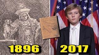 Livro de 1800 diz que Donald Trump seria o último presidente