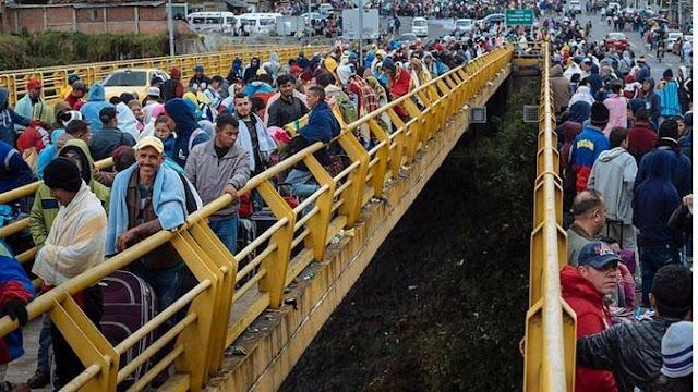 El éxodo venezolano ya es un caso de estudio y análisis mundial