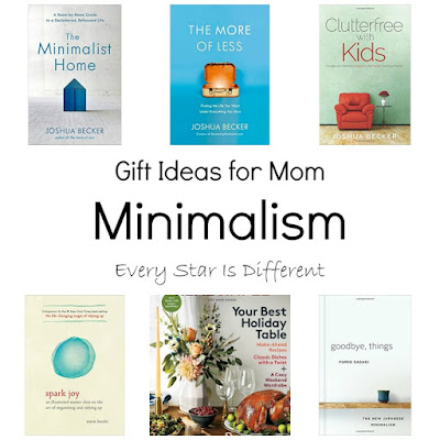 Gift Ideas for Mom-Minimalism