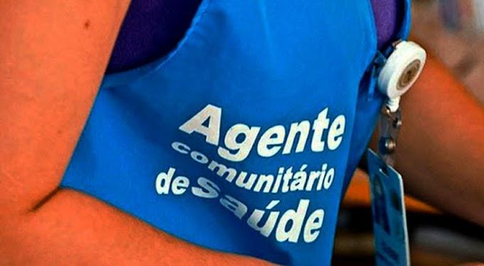 DEFINIDO: Incentivo financeiro pago a agentes de saúde será de R$ 1.550