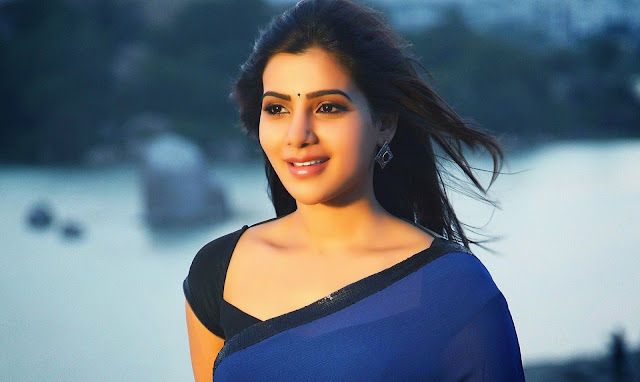 samantha saree hd images