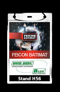 Credenciamento FEICON BATIMAT 2017 - Online