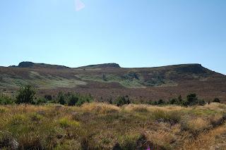 Śladem epoki lodowcowej … Simonside Hills