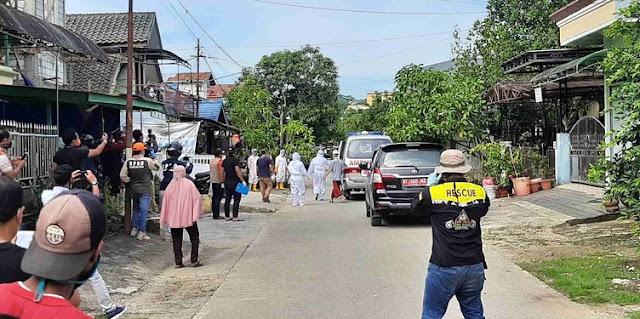 Pasien Corona Kabur dari RS, Izin ke Toilet Ternyata Pulang, Lalu Meninggal Dunia, Ratusan Orang Berkontak