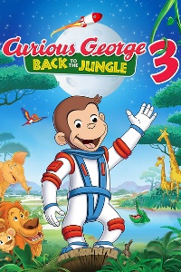 Watch Curious George 3: Back to the Jungle Online Free in HD