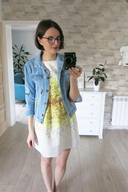 Floral dress   Rosegal