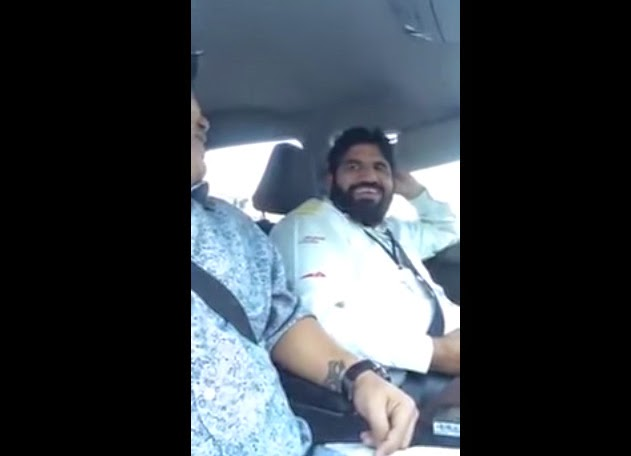 Watch Video of Pakistani Taxi Driver who Speaks Tagalog in Dubai