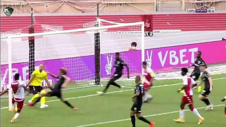 أهداف مباراة موناكو 2-2 ريمس بتاريخ 2020-08-23 الدوري الفرنسي