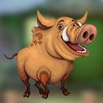 G4K Talented Wild boar Escape