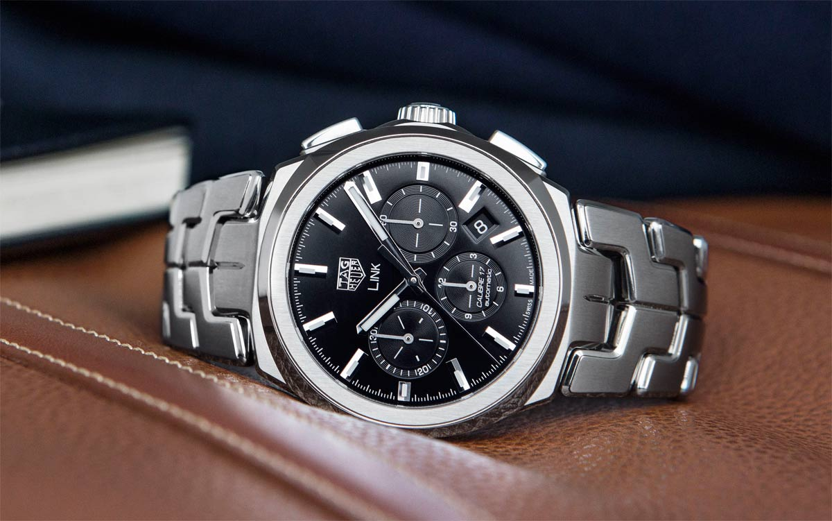 TAG Heuer - Link Chronograph