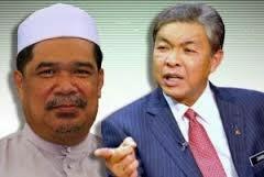 Zahid Hamidi Tunggu Surat Saman Mat Sabu