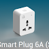 eGlu Home Automation Smart Plug 6Amps (SP-6A)