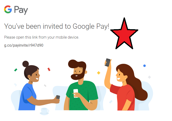 Google Pay Cash Back