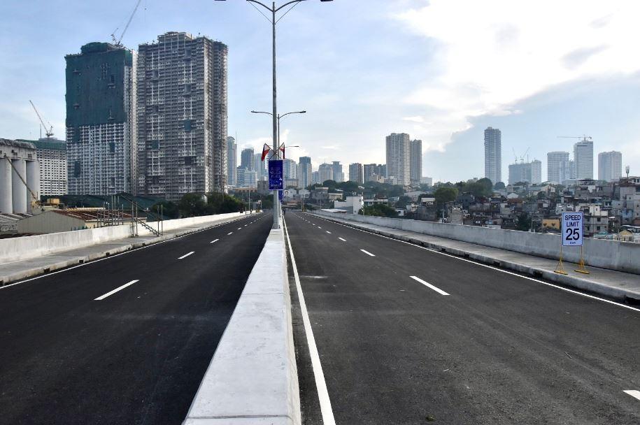 Kalayaan Bridge now open
