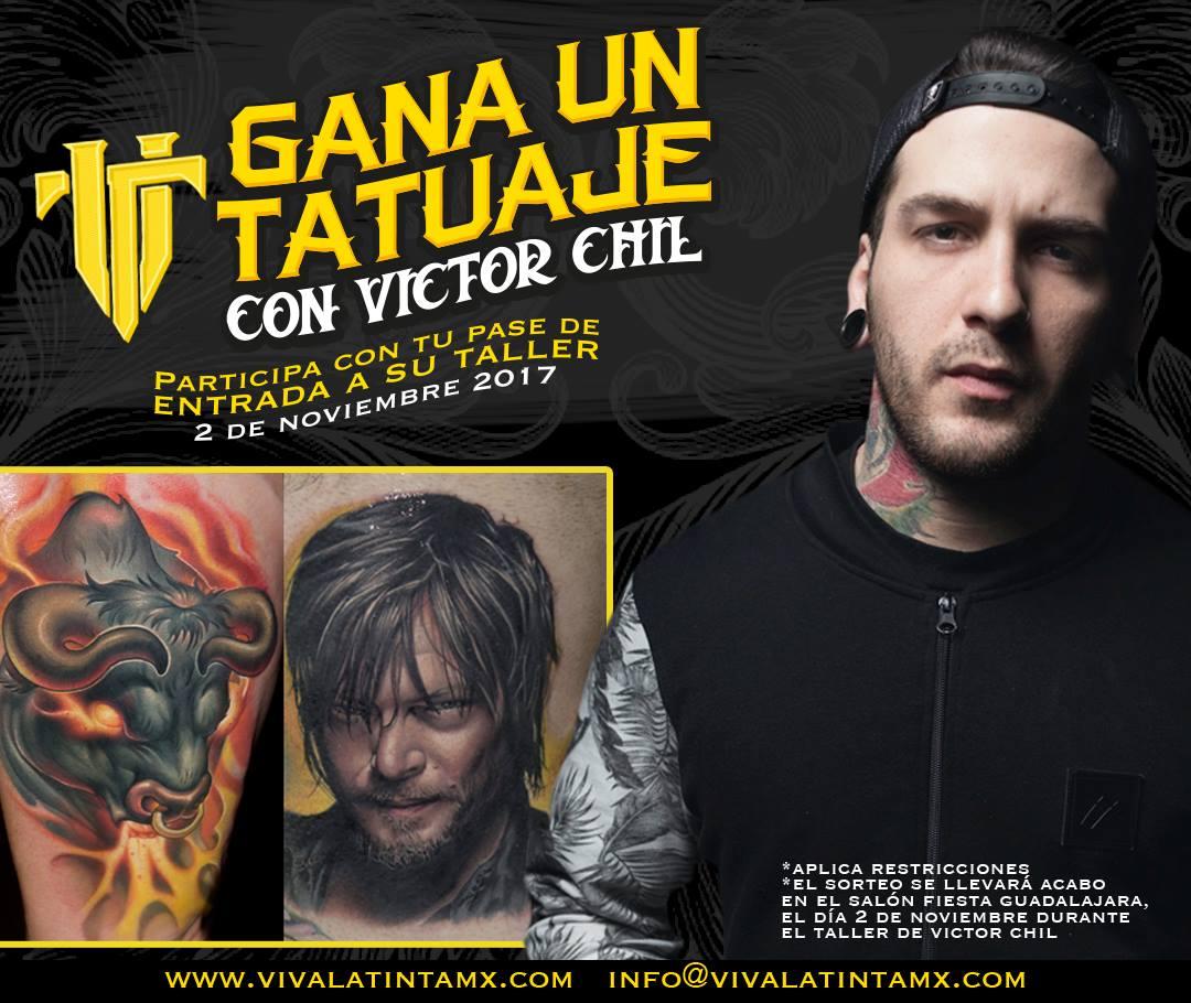 Viva La Tinta 3 4 Y 5 De Noviembre En Guadalajara Rock Y Metal Mi