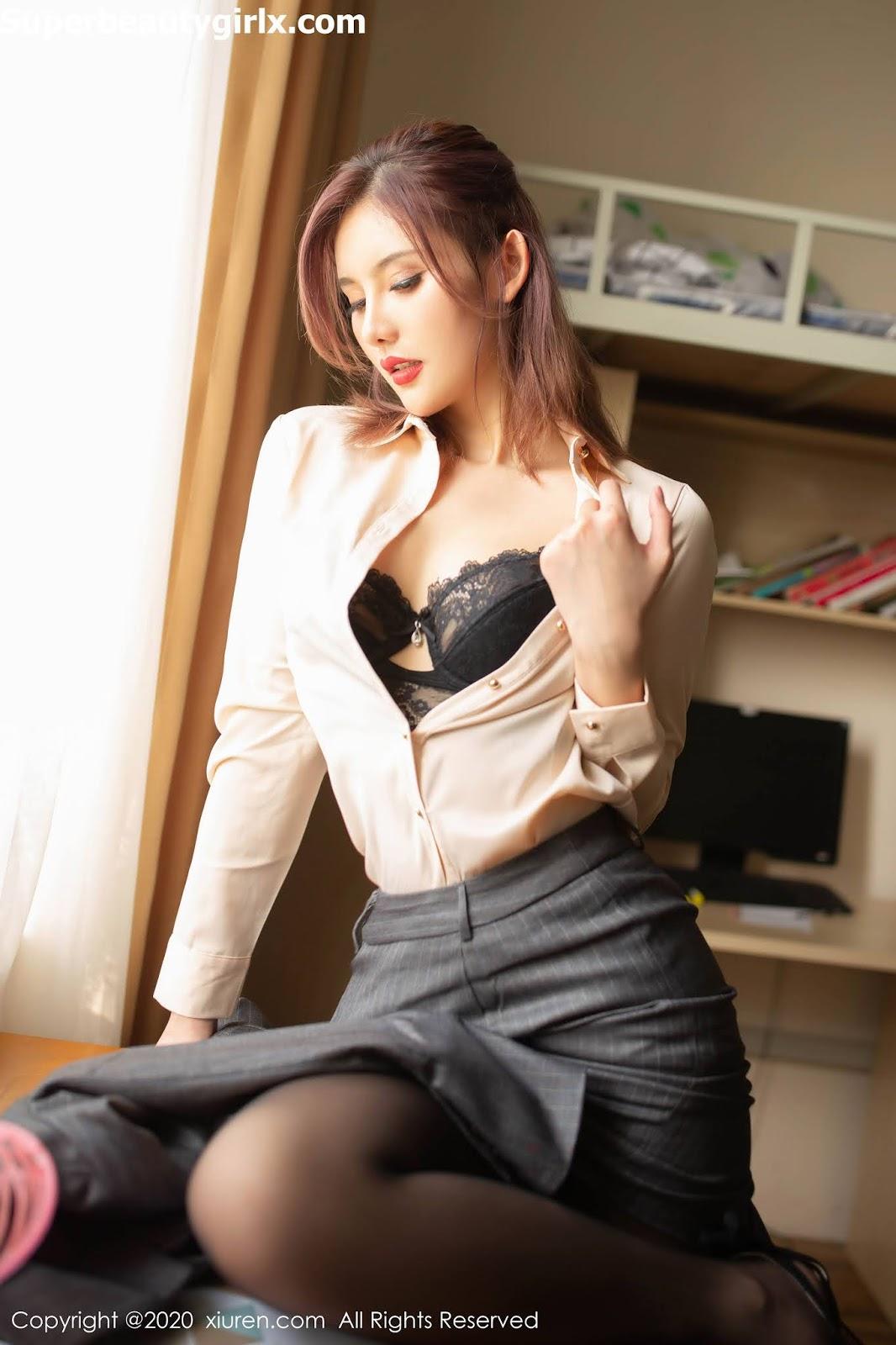 XIUREN-No.2254-Jiu-Shi-A-Zhu-A-Superbeautygirlx.com