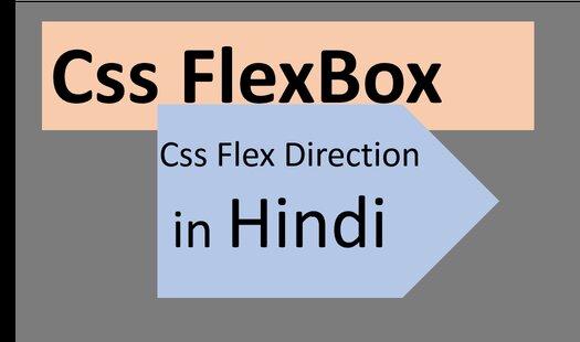 Css Flex box use in hindi