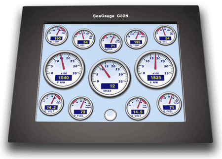Boat Projects: Chetco Digital Instruments for Ethernet/Wifi