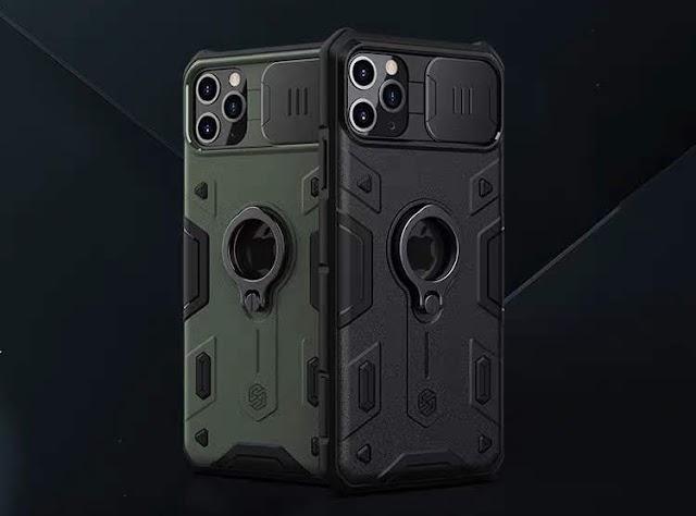 【新品】Nillkin 多功能軍規保護殼 iPhone 11 Pro Max 限定版