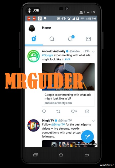 Mobizen-Mirror Android Screen To PC!! File Transfer Complete