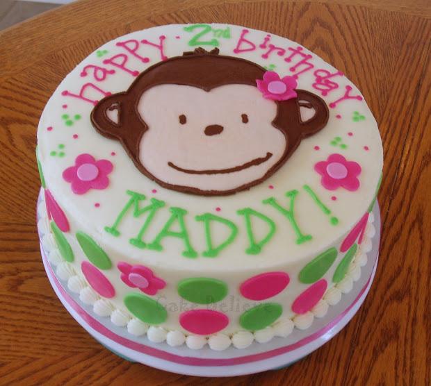 Cake Mod Monkey