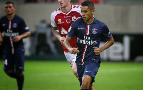 Manchester United to sign Marquinhos