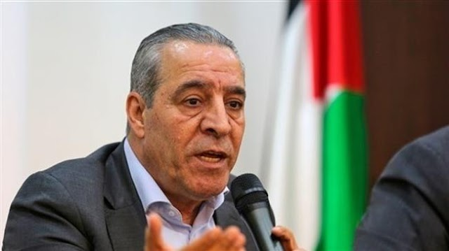 Israel's seizure of $129mn of Palestinians' tax revenues act of 'piracy, theft': Hussein Sheikh, the head of the Palestinian Authority (PA)'s Civil Affairs Commission