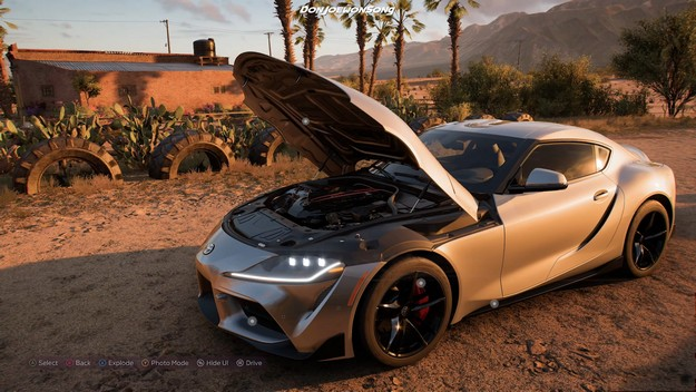 Watch 11 minutes of gameplay from Forza Horizon 5