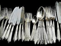 Gunakan Peralatan Makan Yang Sempurna